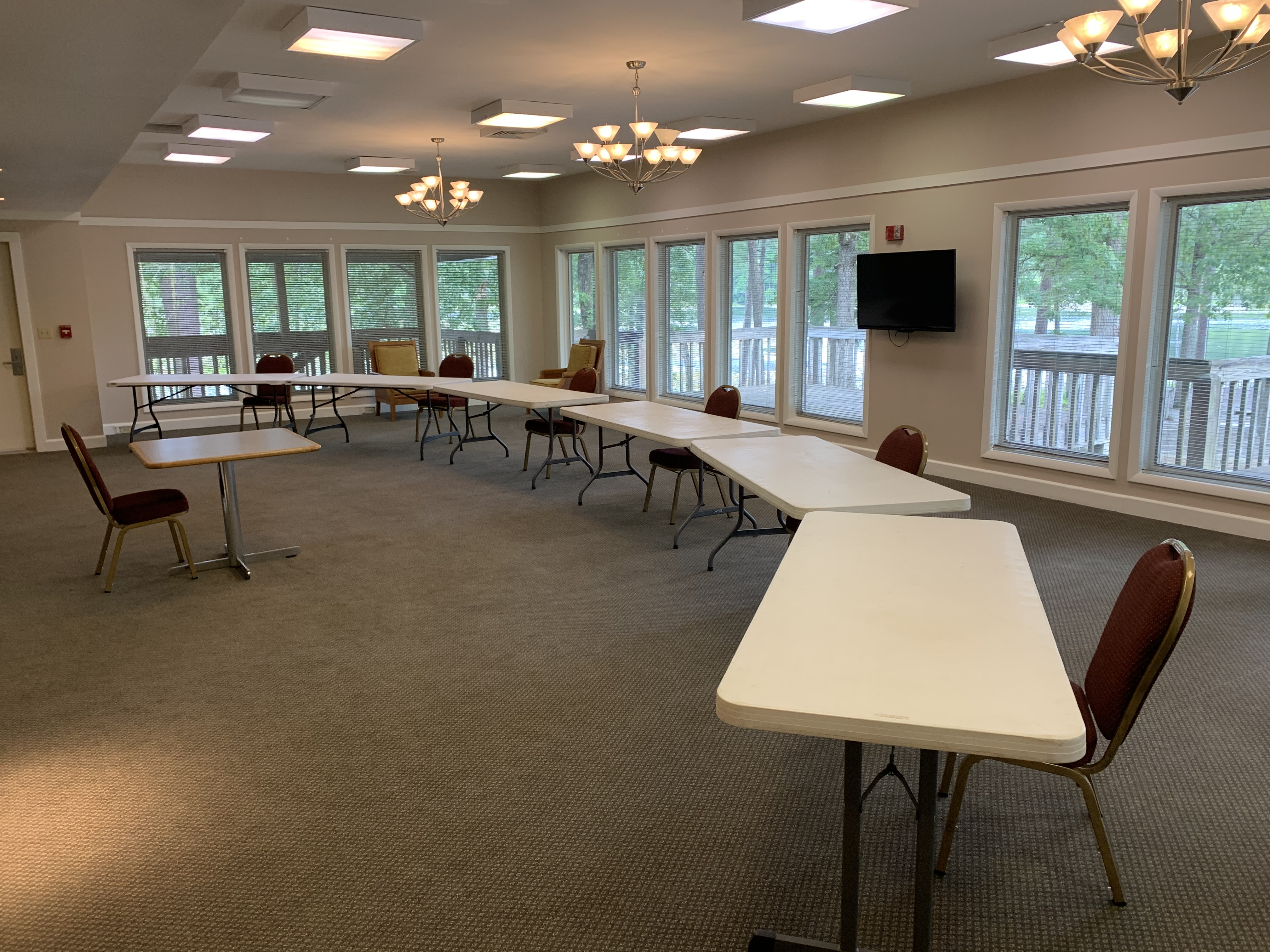 Point Yancey Conference Room