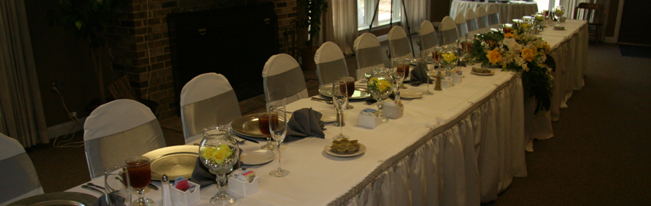 Weddings at the Airfield Center